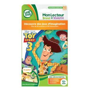 Leapfrog Livre Tag : Toy Story 3 - A l'imagination et au-delà