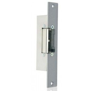 Extel WECA90201 - Gâche électrique à encastrer sans passage de serrure