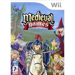 Image de Medieval Games [Wii]