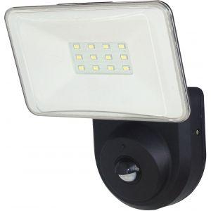 Dhome Applique exterieure led tete orientable avec detecteur 7