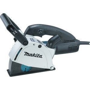 Makita SG1251J - Rainureuse à double disque Ø 125 mm 1400W
