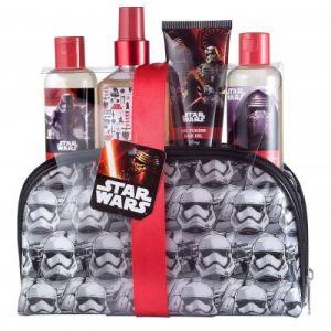 Kai Star Wars - Coffret eau de Cologne, gel douche, shampooing et gel fixant