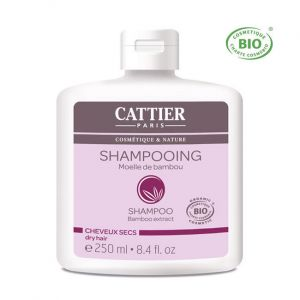 Cattier Shampoing Moëlle de bambou