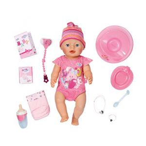 Zapf Creation Baby born Interactive New fille