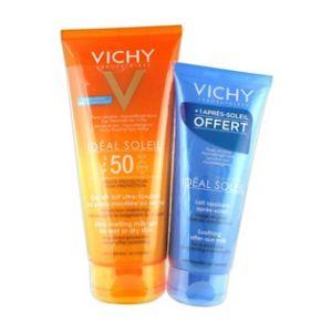 Vichy Ideal Soleil - Gel de lait IP50+ et après soleil