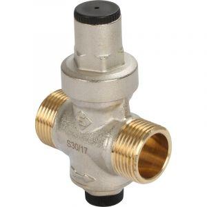 """Somatherm Réducteur de Pression Chaffeau Eau Standard M/M/Arrivée M 15x21(1/2"""") - Sortie M 15x21(1/2"""")"""