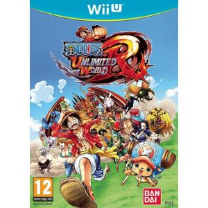 One Piece Unlimited World Red [Wii U]