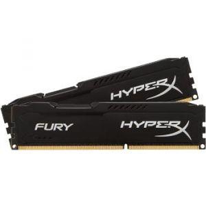 Kingston HyperX Fury Black DDR4 2 x 8 Go 3200 MHz CAS 18