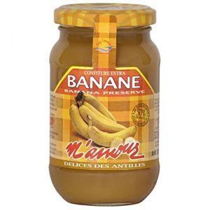 M'Amour Confiture Banane 325g
