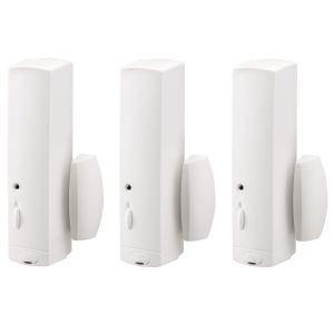 Diagral DIAG30APK x3 - Lot de 3 détecteurs d'ouverture