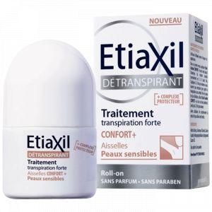 EtiaXil Détranspirant Peaux sensibles