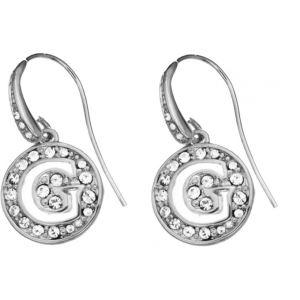 Guess UBE51426 - Boucles d'oreilles en métal argent pour femme