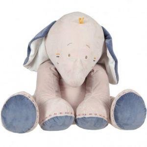 Noukies N1581.80 - Peluche géante Bao l'éléphant
