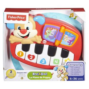 Fisher-Price Piano de Puppy (DLD20)