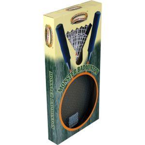 Traditional Garden Games Raquettes de Badminton géantes avec volants