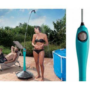 G.F. Douche solaire pour piscine Sunny Style - Bleu