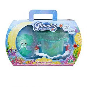 Giochi Preziosi Glimmies : maison aquarium anémone et Nerea