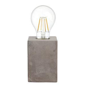 Eglo Lampe à poser Prestwick Gris, 1 lumière - Vintage - Intérieur - Prestwick - Délai de livraison moyen: 8 à 12 jours ouvrés. Port gratuit France métropolitaine et Belgique dès 100 ?.