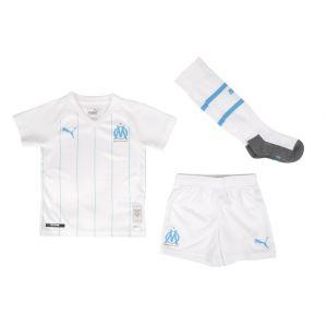 Puma Mini kit Domicile Olympique de Marseille 2019-20 - Taille 5-6 Years