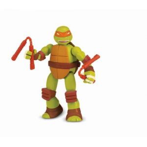 Giochi Preziosi Figurine Mutation Tortues Ninja (Mix N' Match) Michelangelo