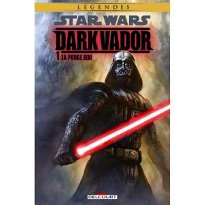 LGRI Bande dessinée Star Wars Dark Vador 1 La purge Jedi