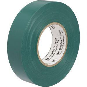 3M Ruban isolant TEMFLEX150015X25GN vert (L x l) 25 m x 15 mm 1 rouleau(x)