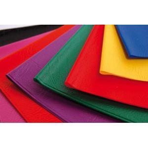 Clairefontaine 72409C - Protège-cahier Grain Cuir en PVC 20/100 (24 x 32 cm)
