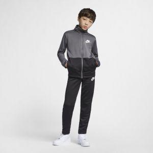 Nike Survêtement Sportswear pour Garçon plus âgé - Gris - Taille S - Homme