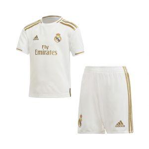 Adidas Mini kit Real Madrid Domicile 2019/20 Junior