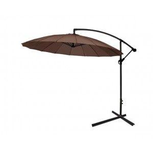 Proloisirs Pagode - Parasol déporté rond Ø 300 cm
