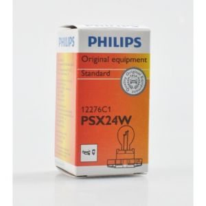 Philips 1 Ampoule PSX24W 12 V 24W