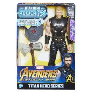 Hasbro Figurine Titan Power Pack Avengers Infinity War Thor 30 cm