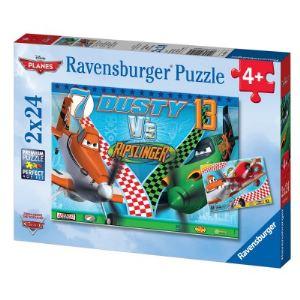 Ravensburger Puzzle Planes 2 x 24 pièces