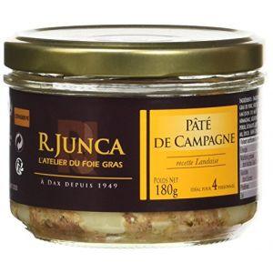 R. Junca Pâté de campagne recette landaise - 180g