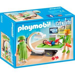 Playmobil 6659 City Life - Salle de radiologie