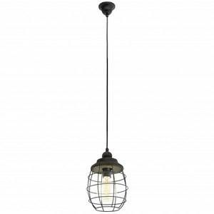 Eglo Suspension lanterne Tendance 2 - Vintage - Brun