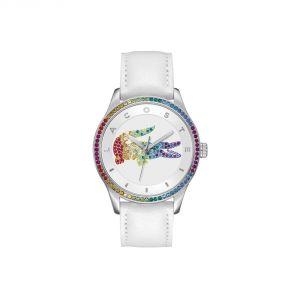 Lacoste 2000822 - Montre pour femme avec bracelet en cuir Victoria