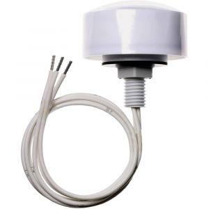Finder Interrupteur crépusculaire compact (préréglé) 10 lux alimentation 230 V/50 - 60 Hz 1 NO (T) 10.61.8.230.0000