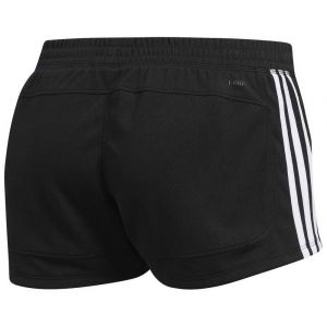 Adidas Short femme pacer 3 stripes knit m