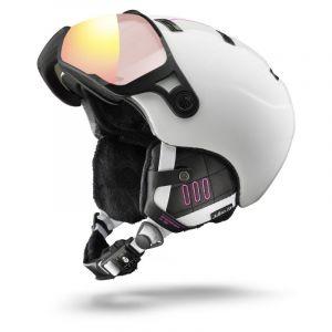 Julbo Sphere - Casque ski avec visière Zebra