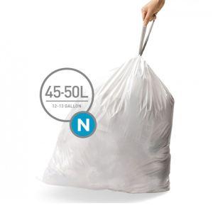 Simplehuman 20 sacs de poubelle (45 L)