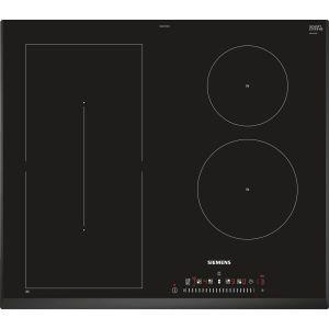 Siemens ED651FSB1E - Table de cuisson induction 4 foyers