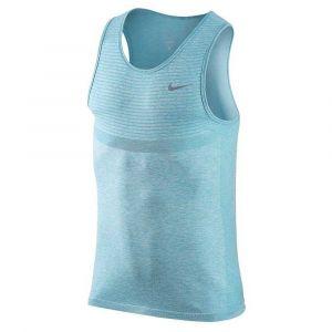 Nike Débardeur Dri-Fit Knit M vêtement running homme