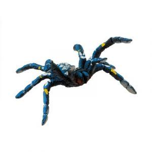 Bullyland 68459 - Figurine araignée Tarentule bleue