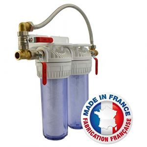 Somatherm AQUAWATER Station de filtration anti-tartre Bypass 6 mois