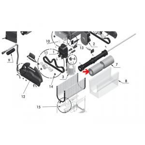 Procopi 1017703 - Brosse PVA pour robot Magnum, les 4