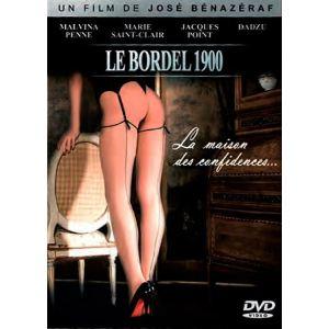 DVD - réservé Le bordel 1900 - La maison des confidences