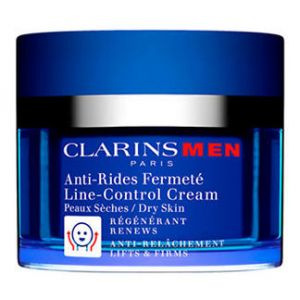 Clarins Men - Anti-rides fermeté régénérant anti-relâchement peaux sèches