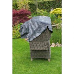 Nature World Nature Housse pour chaise empilable de jardin PE 140x75x70 cm 6031601