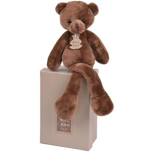Histoire d'ours Peluche Sweety : Ours 30 cm